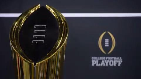 College Football Playoff field set