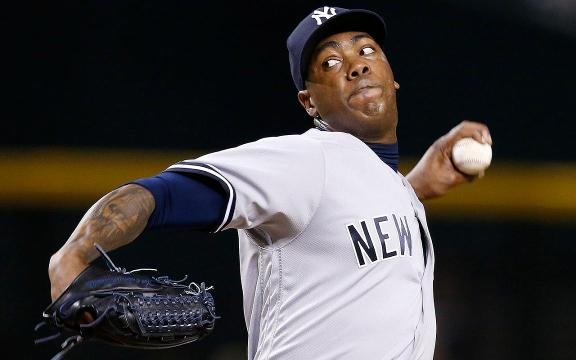 Aroldis Chapman, the hardest thrower in baseball, predictably landed the richest contract ever for a relief pitcher: Five years and $86 million.