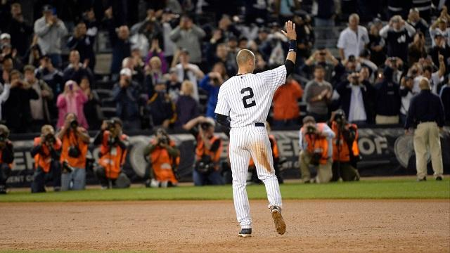 Yankees will retire Derek Jeter's number in 2017