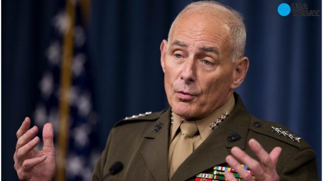 Retired General John Kelly: Trump's pick for Homeland Security