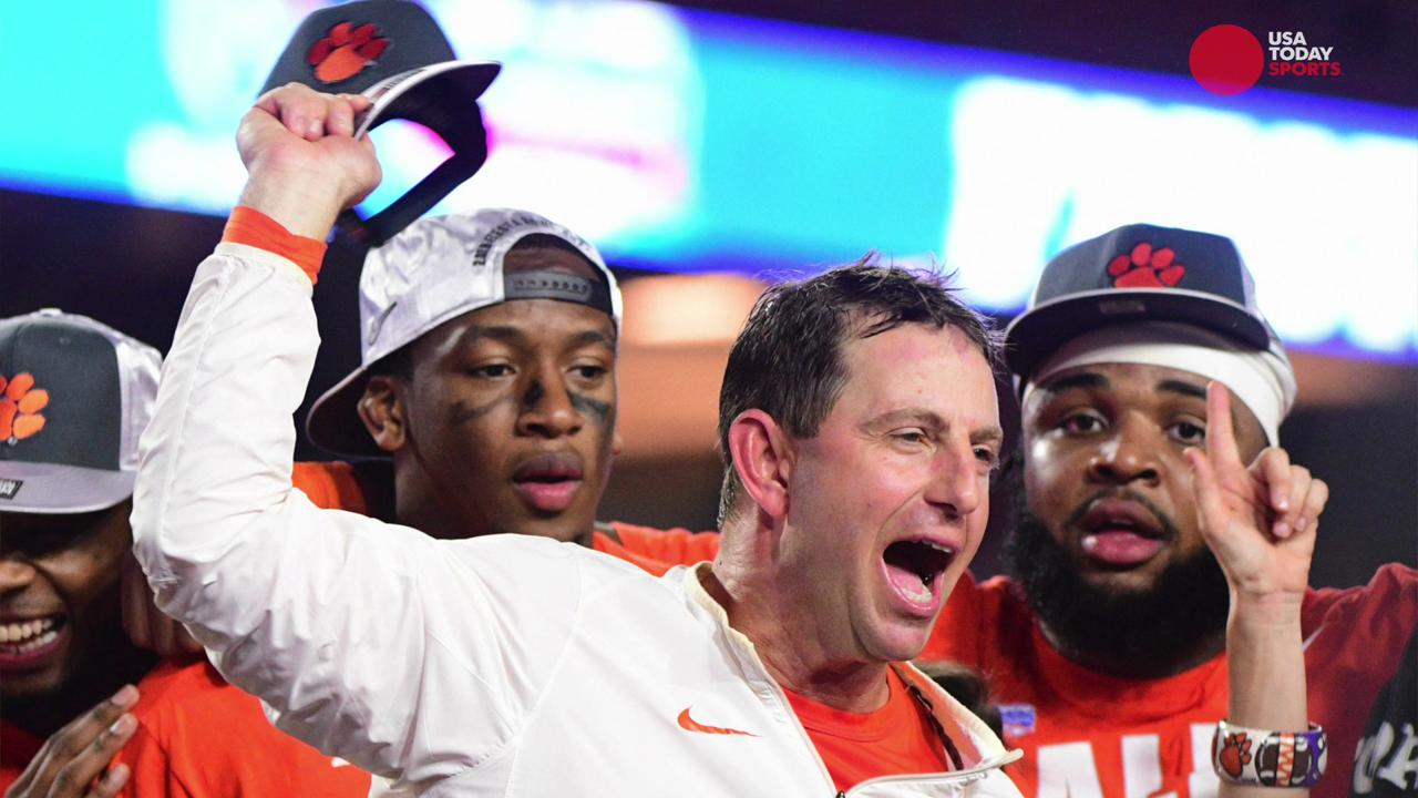 Clemson shuts out OSU to advance to national title game