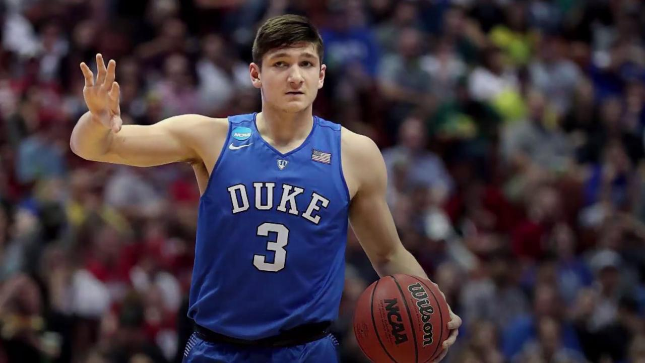 pick up df13e 824c3 Duke, Mike Krzyzewski suspend Grayson Allen indefinitely