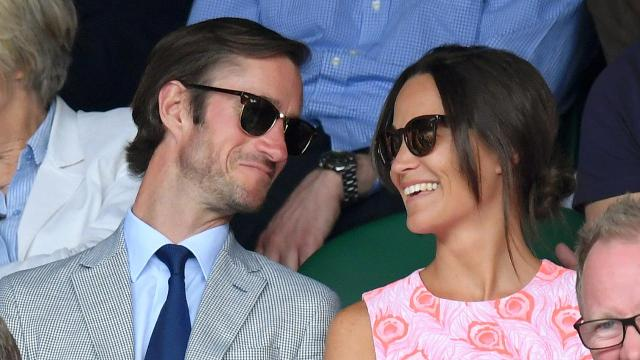 Five things to know about Pippa Middleton's wedding