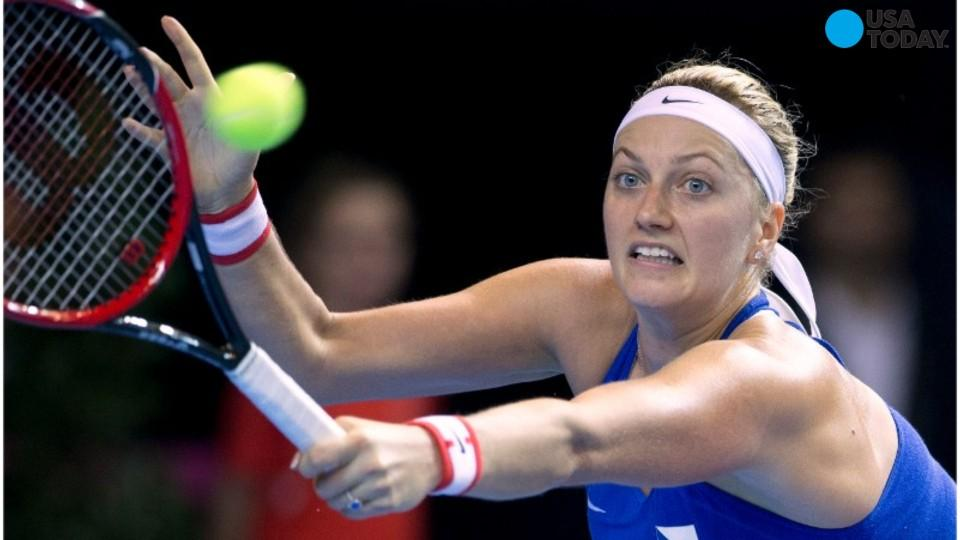 Petra Kvitova's surgery successful after being attacked in her home