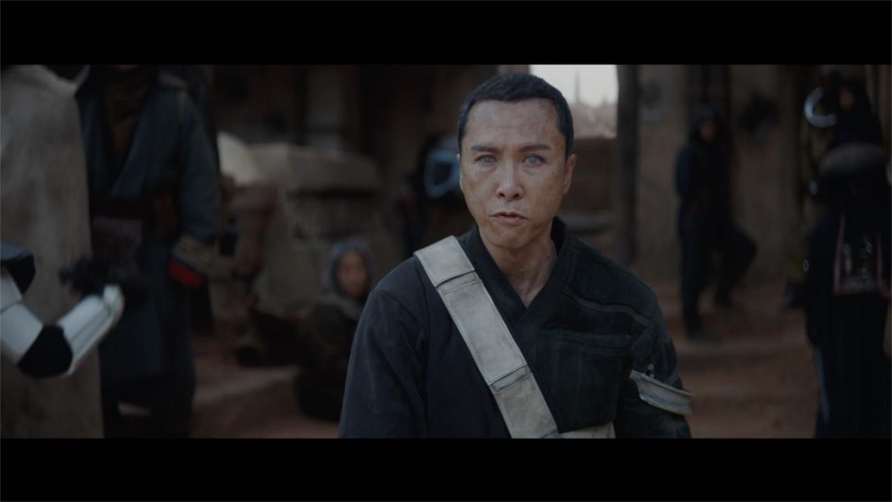 'Rogue One': Donnie Yen explains the hardest part of fighting blind