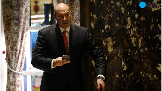 Gary Cohn: Trump's pick for economic adviser
