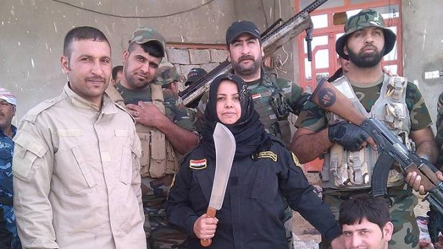 These women are fighting ISIS