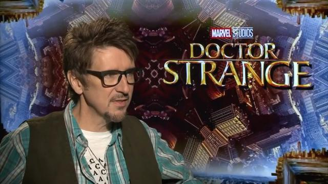 'Doctor Strange' stars talk mindfulness, meditation