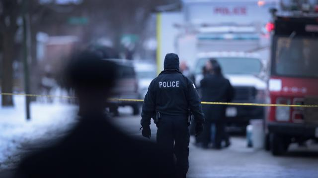 More than 40 shot in Chicago over the weekend