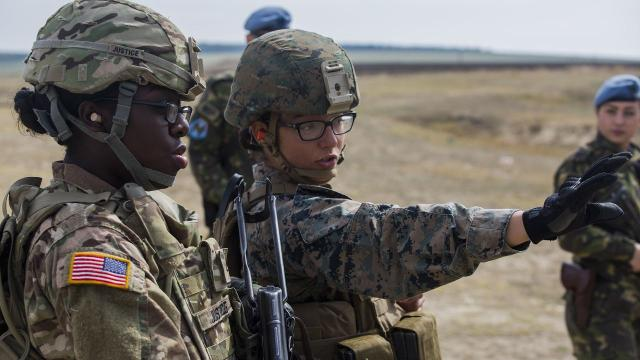 should women serve in combat Should women hold combat roles  greatly changed on the possibility of  women having successful long careers while serving in the infantry.