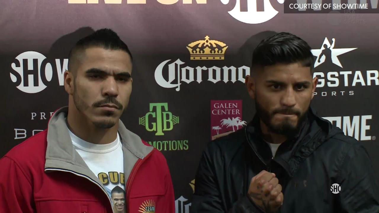 Five things to watch for in Mares vs. Cuellar