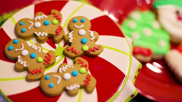 Most searched for holiday cookies