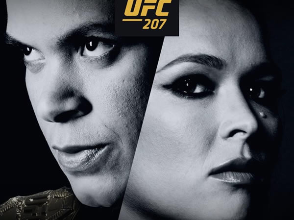 UFC fighters pick the main event of the UFC's year end blockbuster card, UFC 207.