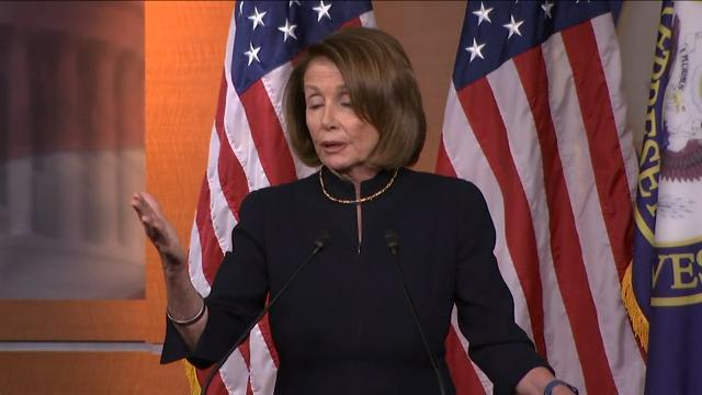 Pelosi: Russia hack undermined election