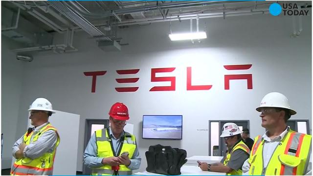 Panasonic, Tesla to produce solar cells