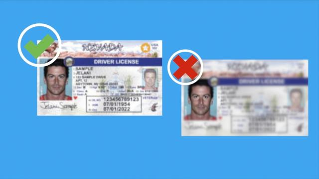 Tsa Driver's State's Is Compliant License Your