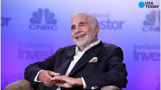 Billionaire Carl Icahn to join Team Trump