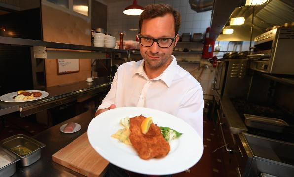 Chef Eduard Frauneder shares an Austrian recipe