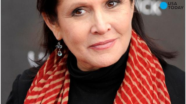 Carrie Fisher remembered by family, friends and fans