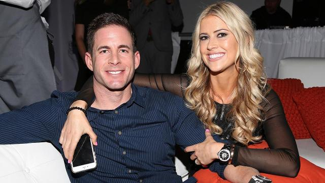 HGTV star Christina El Moussa is expecting a baby with new husband Ant Anstead