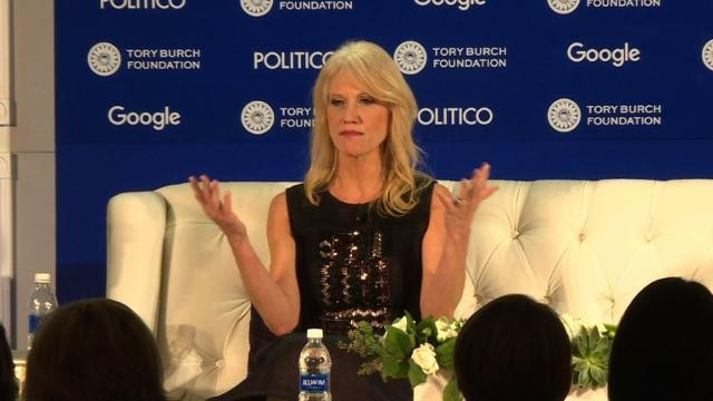 Trump's campaign manager Kellyanne Conway reflects on election