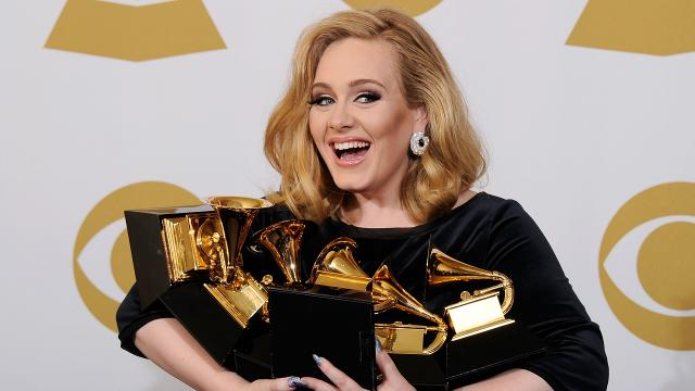 Eligibility requirements for the Grammys are really, really weird