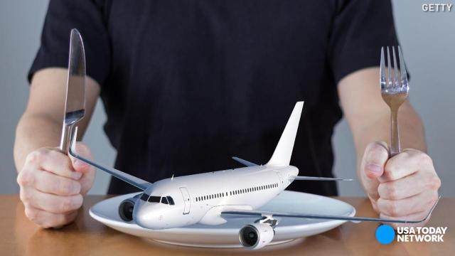 Are airplane meals making a comeback?