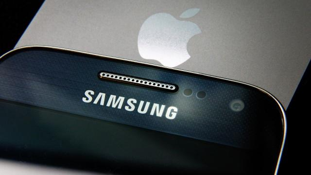 Samsung just scores major win in patent battle with Apple