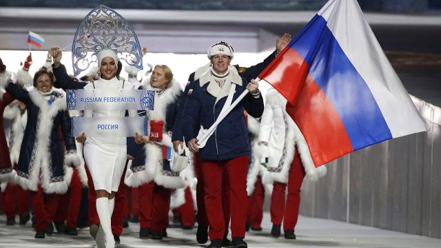 Doping Probe: 'Unprecedented' Russian corruption