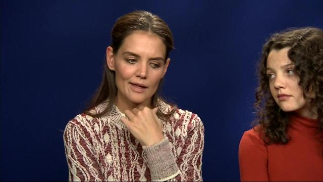 Katie Holmes highlights mother-daughter bond in directorial debut