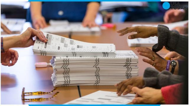 Wisconsin presidential recount begins