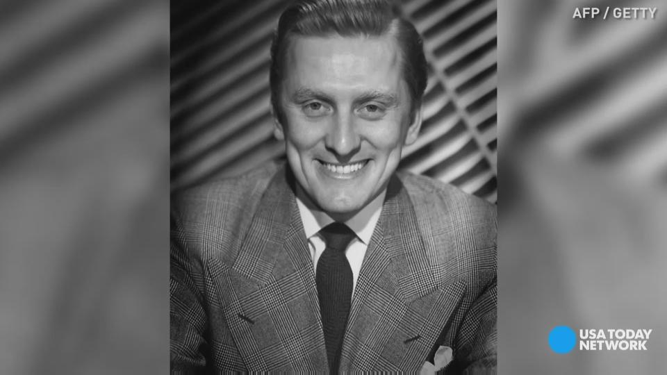 Kirk Douglas on film, love, life in his own words