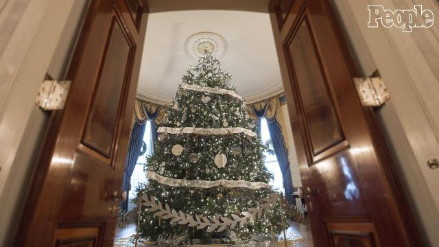 By The Numbers: Christmas at the White House