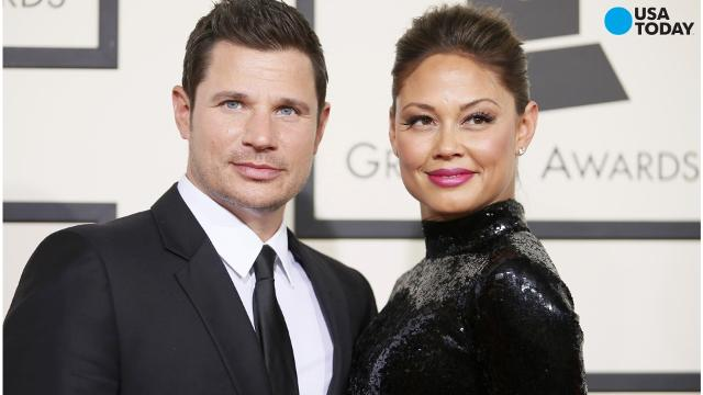 Nick & Vanessa Lachey welcome new baby boy