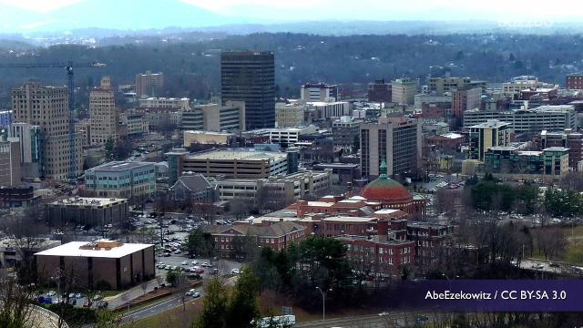 The Lonely Planet, a travel guide, is saying Asheville, North Carolina is the top place to visit in the U.S. in 2017. Patrick Jones (@Patrick_E_Jones) has the reasons why.