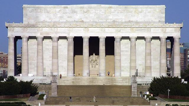 The Lincoln Memorial, which has been the backdrop for many of America's most historic protests, will close to prevent Donald Trump protests weeks before and after the inauguration.