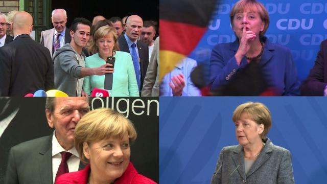 Merkel launches election bid with tough line on immigration