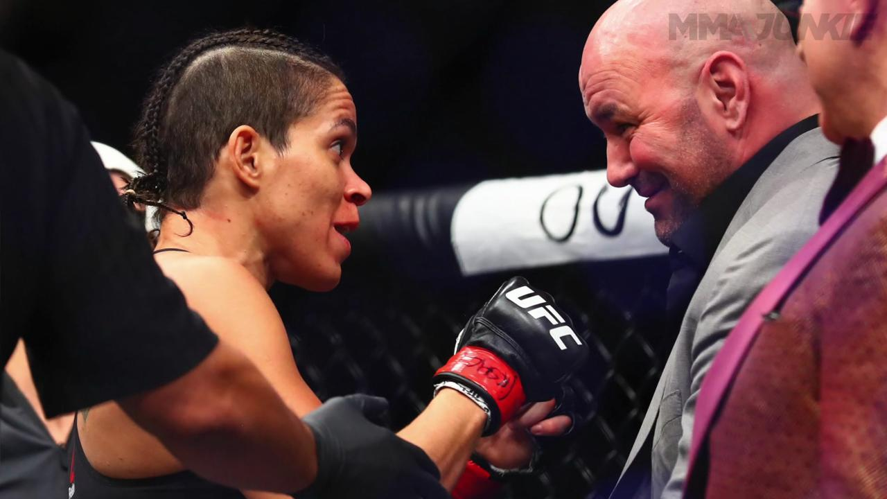 Amanda Nunes made $200,000 to dispatch former champ Ronda Rousey in less than a minute, but she is focused on what she can do with her biggest payday to date.
