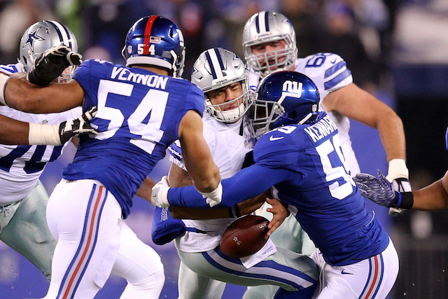 Week 14 NFL hot reads: Giants do it again, beat Cowboys