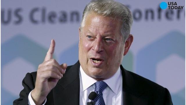 Al Gore & Ivanka Trump To Discuss Climate Change