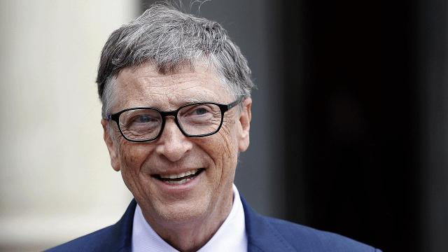Bill Gates spoke with Donald Trump about climate change