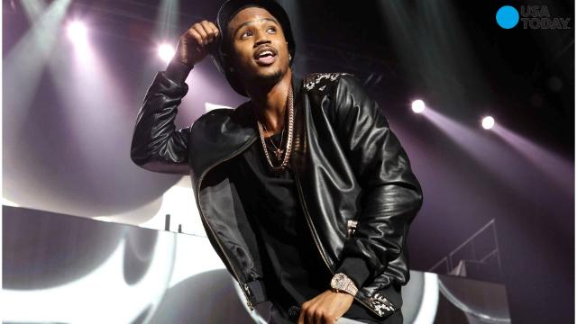 Trey Songz is a dad! The singer posts photo of baby boy: 'We are blessed and overjoyed'