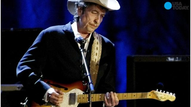 Bob Dylan Writes Speech For Nobel Prize Ceremony