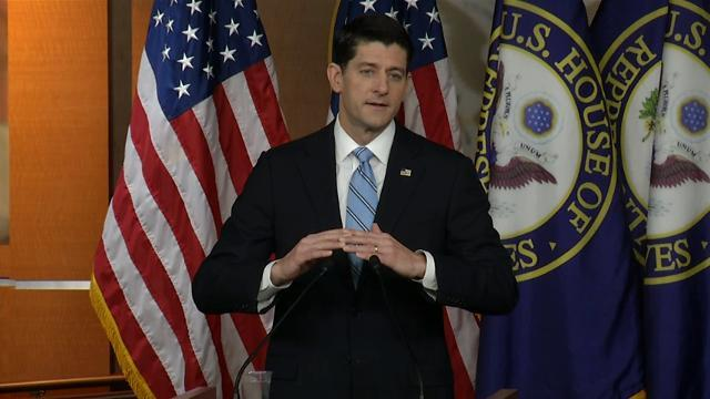 Speaker Ryan defends Trump's Carrier deal