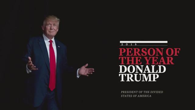 TIME 2016 Person of the Year: Donald Trump