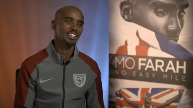 Life according to Mo Farah