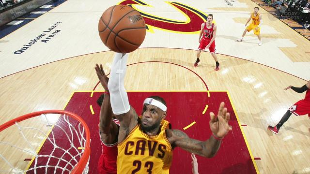 Cavaliers thriving with LeBron James' new approach