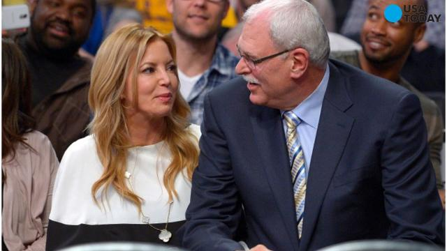 Phil Jackson and Jeanie Buss end engagement