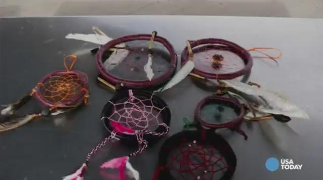 Dreamcatchers full of meth seized by border patrol