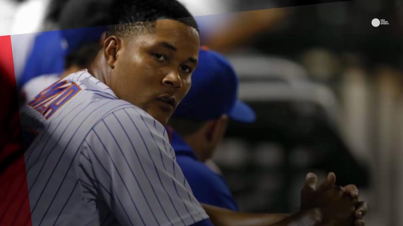 An assault charge against Mets pitcher Jeurys Familia has been dismissed in a New Jersey court.